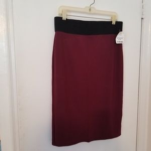 Business casual skirt size large